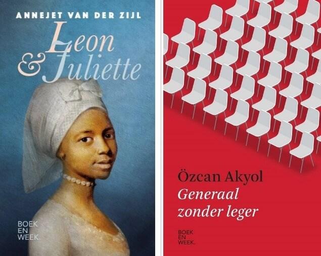 Live recensies Boekenweekgeschenk