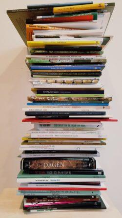 Poëzieleestafel met vooruitblik op de Poëzieweek