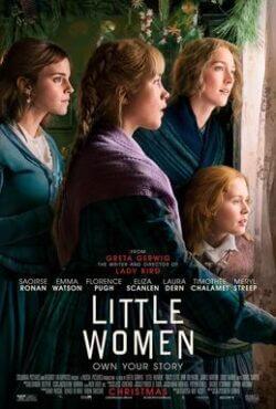 'Little Women' met introductie door Katja de Bruin (bij Focus Filmtheater)