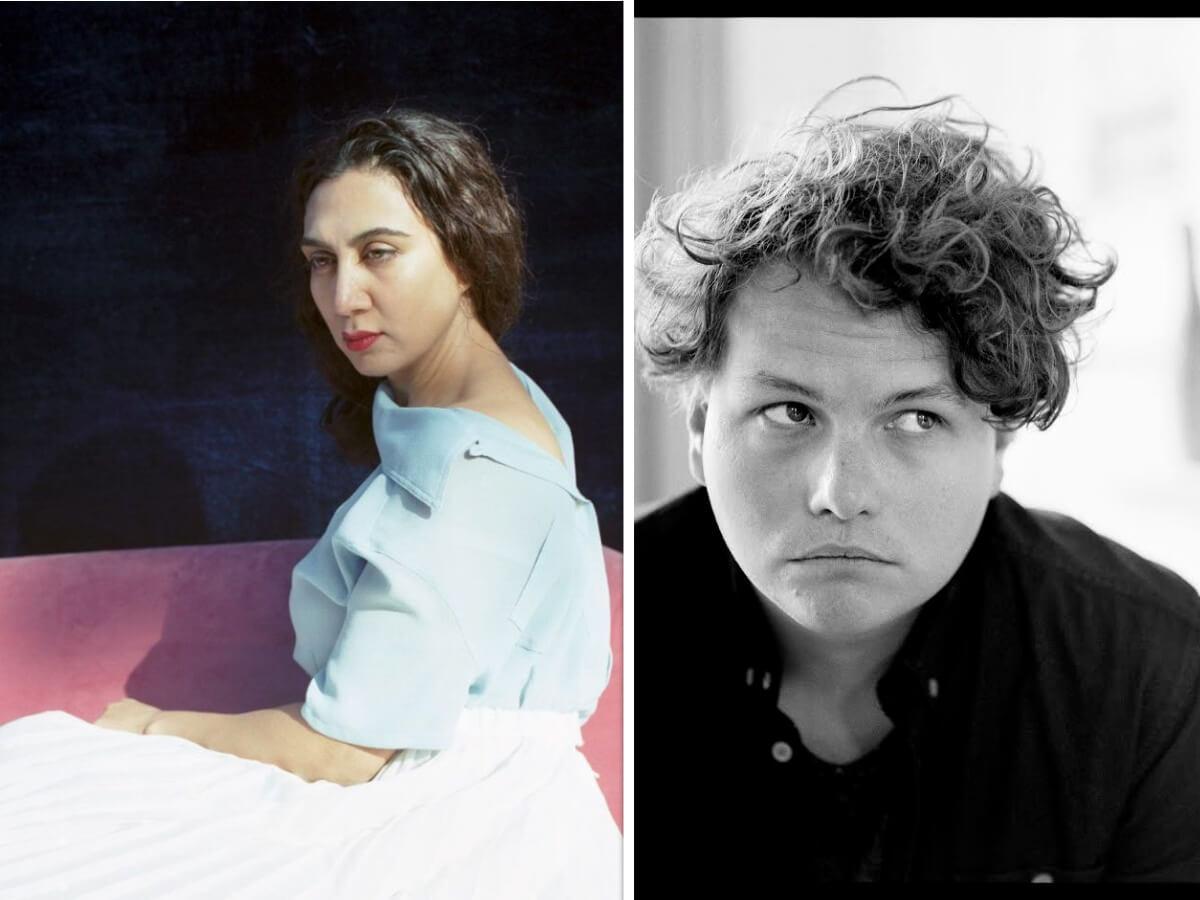 Asha Karami en Maarten van der Graaff @ Boekhandel Hijman Ongerijmd