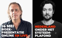 Boekpresentatie Nederland onder het Systeemplafond @ Online en in de winkel